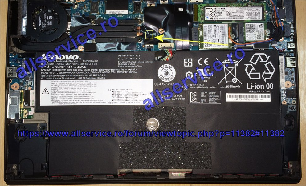 Lenovo Thinkpad X1 Carbon password - Badcaps Forums